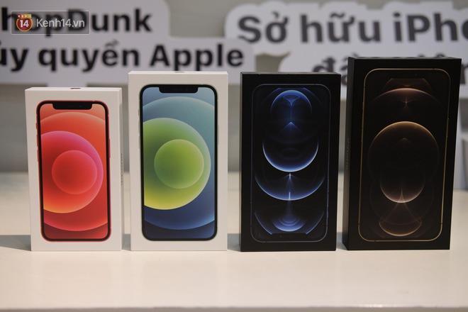 Nóng: Cận cảnh kho hàng iPhone 12 chính hãng khổng lồ trước giờ G mở bán - ảnh 7