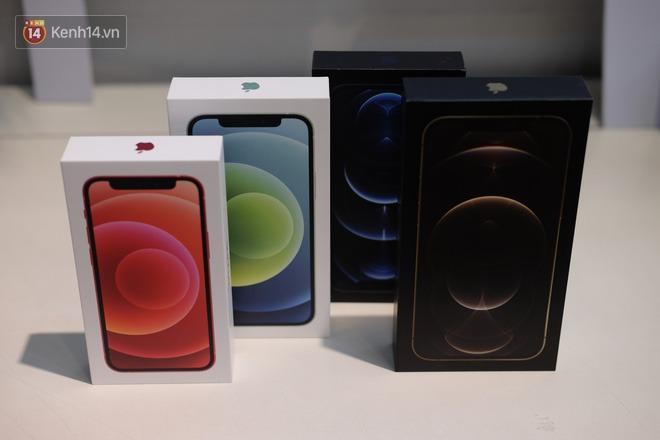 Nóng: Cận cảnh kho hàng iPhone 12 chính hãng khổng lồ trước giờ G mở bán - ảnh 8