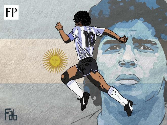 Những câu nói nổi tiếng nhất dành riêng cho Diego Maradona - huyền thoại bóng đá thế giới vừa ra đi mãi mãi ở tuổi 60 - ảnh 6