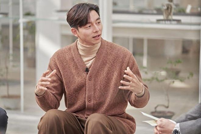 Yêu tinh Gong Yoo chính là bản sao hoàn hảo của MC quốc dân Yoo Jae Suk? - ảnh 1