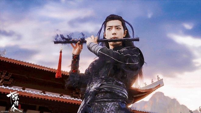 Netizen chọn 10 nhân vật Hoa ngữ được yêu thích nhất 2020: Cặp đôi Trần Tình Lệnh và Tư Phượng Lưu Ly kình nhau ở top 3 - ảnh 2