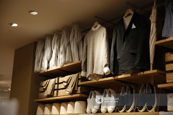 Tôi đã vào store MUJI trước ngày khai trương và muốn mách cho bạn loạt quần áo dưới 500k đáng sắm nhất - ảnh 6