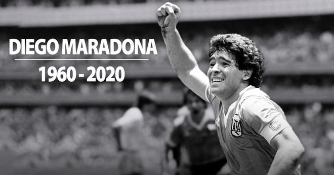 Nhói lòng với bài phỏng vấn cuối cùng của Maradona trước lúc ra đi: Tôi từng sợ rằng mọi người không còn yêu mình nữa - ảnh 1