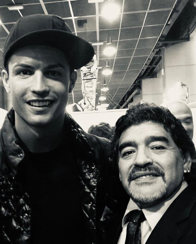 Các siêu sao thế giới tiếc thương huyền thoại Maradona: Vua bóng đá Pele muốn sau này được chơi bóng cùng Maradona trên thiên đàng - ảnh 2