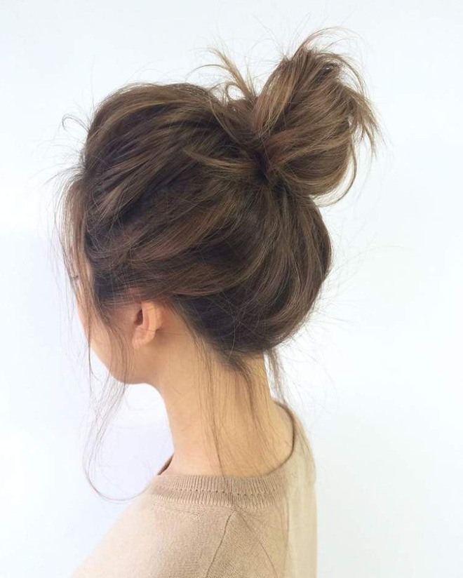 6 kiểu tóc nhìn đơn giản nhưng lại giúp các chị em trẻ xinh ra nhiều phần, ai nhìn cũng mê - ảnh 3