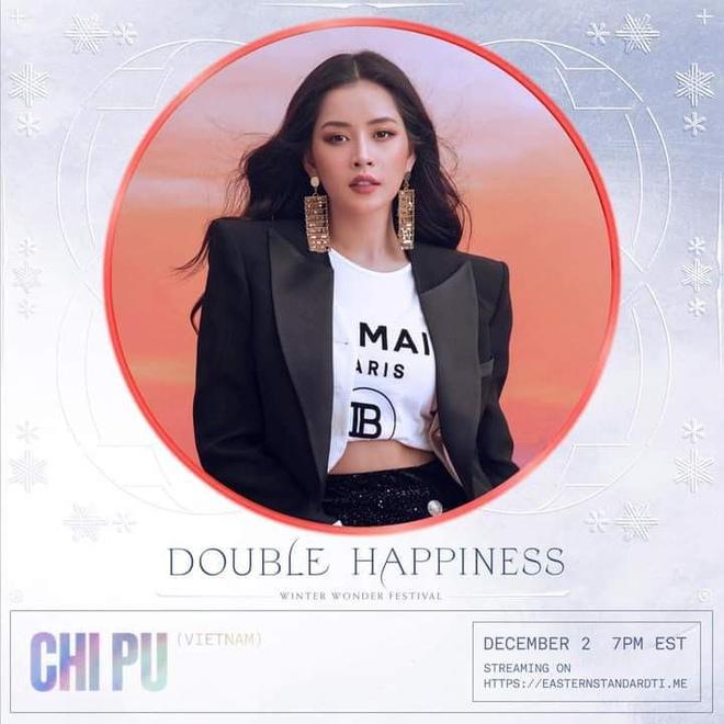 Chi Pu sẽ xuất hiện cùng sân khấu với ATEEZ, Chung Ha cùng dàn sao quốc tế trong đêm nhạc mừng Giáng sinh! - ảnh 2