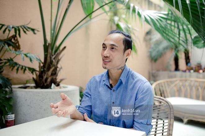 Độc quyền: Phạm Anh Khoa trở lại cùng Bức Tường Tôi phù hợp nhất để làm một thành viên cố định lâu dài của nhóm - ảnh 2