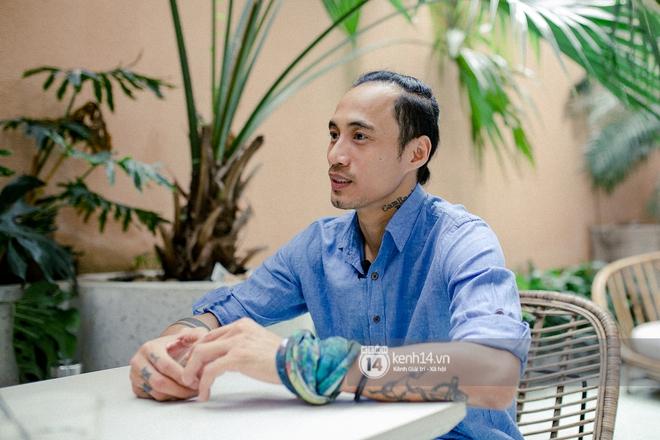 Độc quyền: Phạm Anh Khoa trở lại cùng Bức Tường Tôi phù hợp nhất để làm một thành viên cố định lâu dài của nhóm - ảnh 1