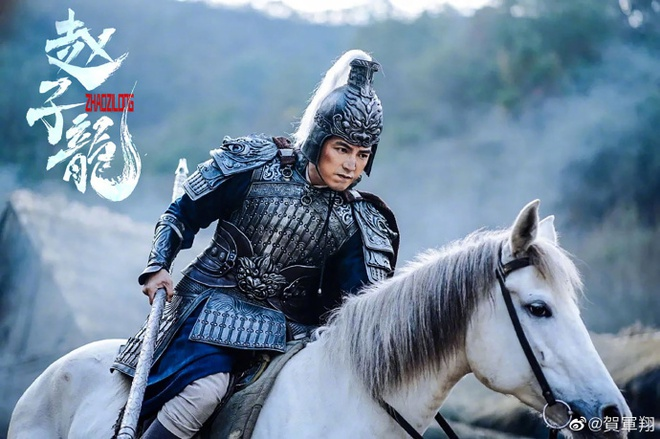 Sau ầm ĩ anti cung Xử Nữ, Hạ Quân Tường tái xuất làm mãnh tướng đẹp hút mắt ở trailer Triệu Tử Long - ảnh 3