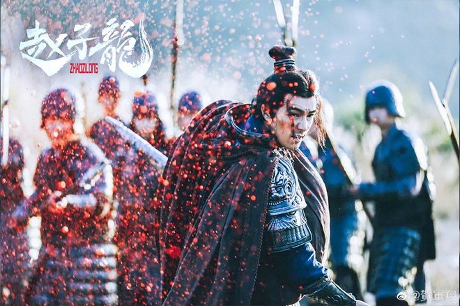 Sau ầm ĩ anti cung Xử Nữ, Hạ Quân Tường tái xuất làm mãnh tướng đẹp hút mắt ở trailer Triệu Tử Long - ảnh 2
