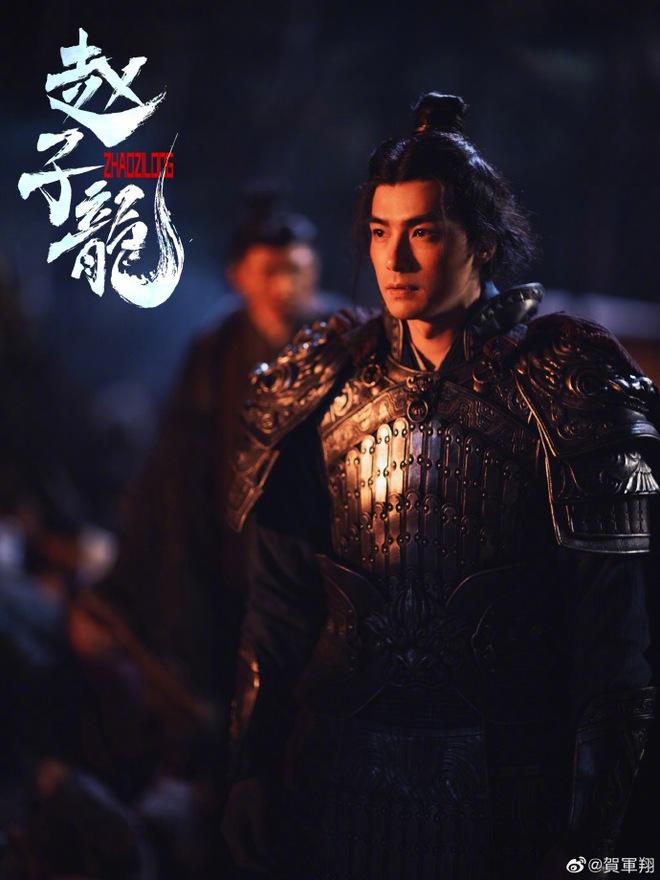 Sau ầm ĩ anti cung Xử Nữ, Hạ Quân Tường tái xuất làm mãnh tướng đẹp hút mắt ở trailer Triệu Tử Long - ảnh 4