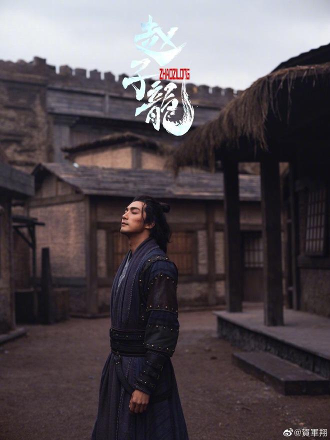 Sau ầm ĩ anti cung Xử Nữ, Hạ Quân Tường tái xuất làm mãnh tướng đẹp hút mắt ở trailer Triệu Tử Long - ảnh 5