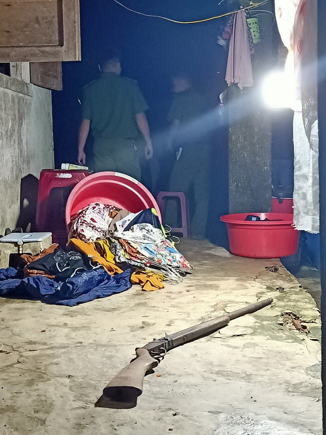 2 vụ nổ súng liên tiếp trong đêm ở Quảng Nam, 4 người thương vong - Ảnh 1.