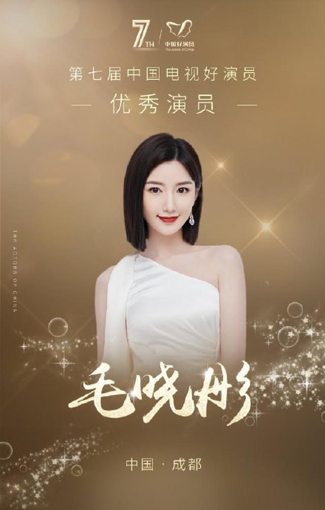 Dương Tử - Nhậm Gia Luân dự thắng giòn giã giải diễn viên xuất sắc lần 7, netizen tự tin chốt luôn không có nhiều cạnh tranh - ảnh 4