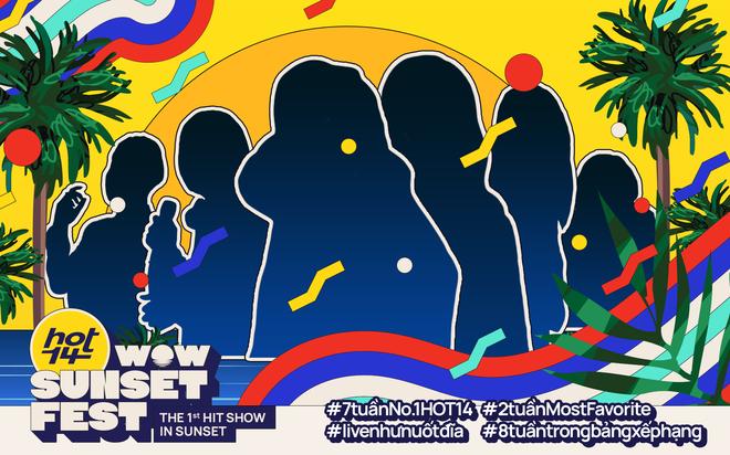 Netizen tán loạn dự đoán dàn line-up khủng của HOT14 WOW Sunset Fest, Jack và Thùy Chi được gọi tên liên tục? - ảnh 6