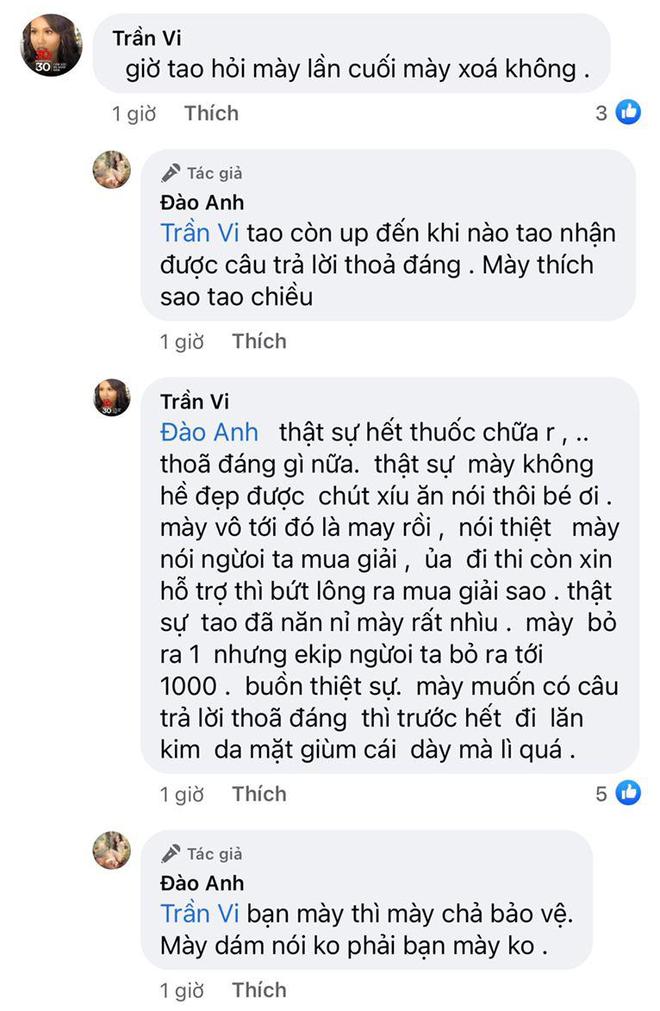 Đỗ Nhật Hà cùng dàn người đẹp chuyển giới về phe nào giữa drama của Đào Anh & Hương Giang? - ảnh 3