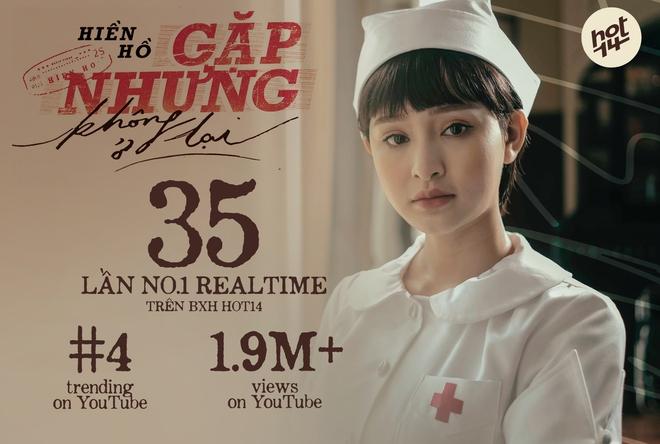 Gặp Nhưng Không Ở Lại của Hiền Hồ: Câu trả lời về vị trí của MV ballad drama giữa cơn bão rap Việt - ảnh 4