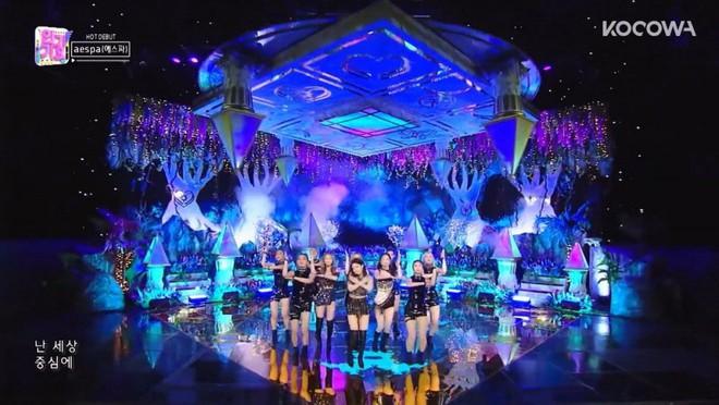 Sân khấu của aespa lại bị tố đạo nhái, netizen mỉa mai SM không còn là sách mẫu, để gà nổi bằng scandal - ảnh 1