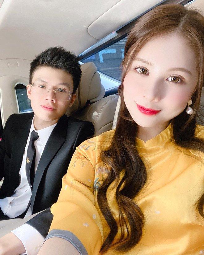 Soi gu bạn gái của người thừa kế máu mặt trong 2 gia đình siêu giàu Việt Nam: Muốn bước vào hào môn có dễ? - ảnh 8