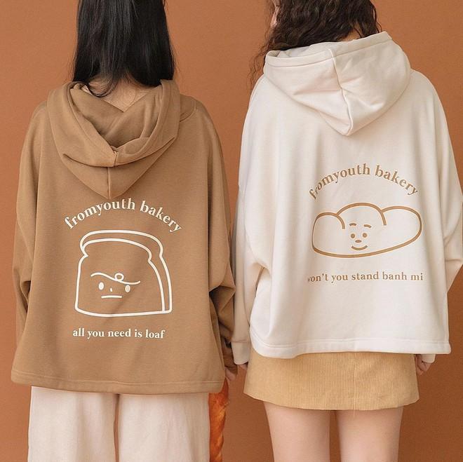 Mix & Phối - Bao nhiêu áo nỉ đẹp sale 'đẫm' chỉ từ 140k, sắm ngay để chờ trời lạnh diện là đẹp - chanvaydep.net 4