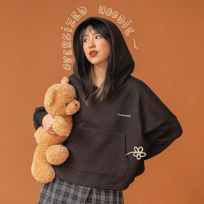 Mix & Phối - Bao nhiêu áo nỉ đẹp sale 'đẫm' chỉ từ 140k, sắm ngay để chờ trời lạnh diện là đẹp - chanvaydep.net 3