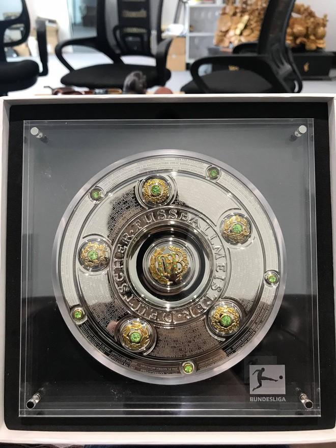 Sút hay - nhận ngay quà khủng từ Bundesliga với giá trị lên tới 1 tỷ đồng - ảnh 2