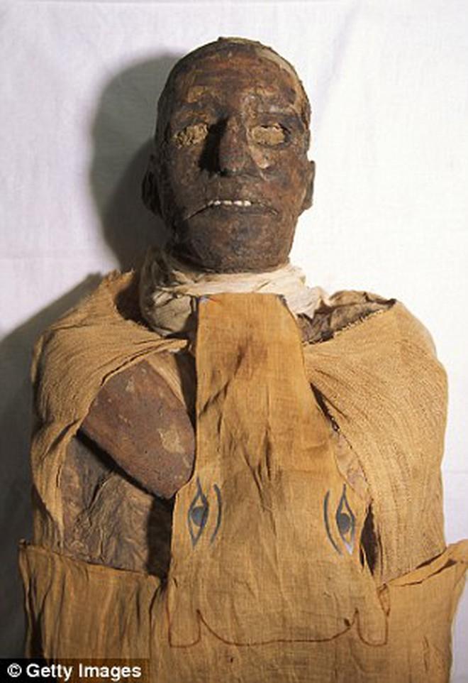 Tìm thấy xác ướp la hét kỳ lạ, các nhà khoa học phát hiện âm mưu đáng sợ trong gia đình Hoàng gia nổi tiếng nhất thế giới từ 3.000 năm trước - ảnh 5