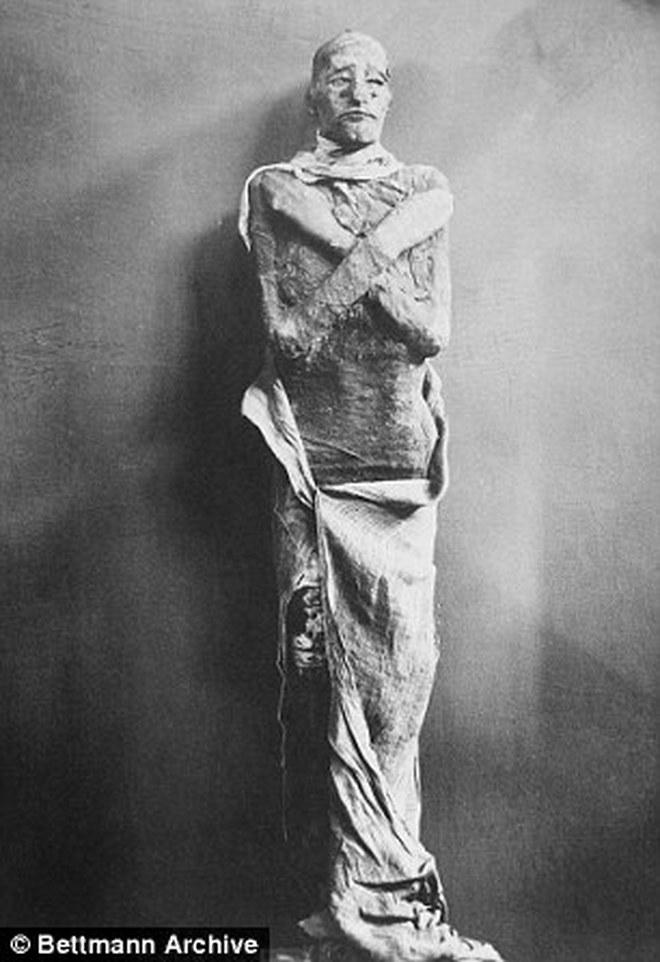Tìm thấy xác ướp la hét kỳ lạ, các nhà khoa học phát hiện âm mưu đáng sợ trong gia đình Hoàng gia nổi tiếng nhất thế giới từ 3.000 năm trước - ảnh 6