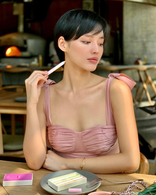 """Cần gì học đâu xa, bạn cứ """"đu"""" theo 5 kiểu tóc ngắn của các mỹ nhân Việt để trở nên xinh đẹp chưa từng thấy - Ảnh 3."""