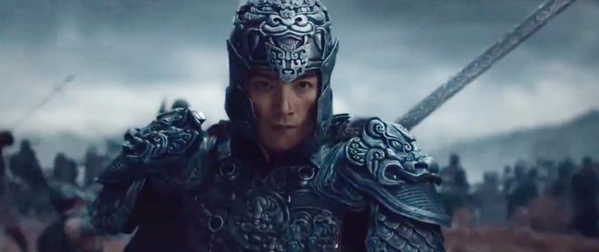 Sau ầm ĩ anti cung Xử Nữ, Hạ Quân Tường tái xuất làm mãnh tướng đẹp hút mắt ở trailer Triệu Tử Long - ảnh 6