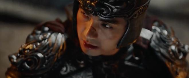 Sau ầm ĩ anti cung Xử Nữ, Hạ Quân Tường tái xuất làm mãnh tướng đẹp hút mắt ở trailer Triệu Tử Long - ảnh 9