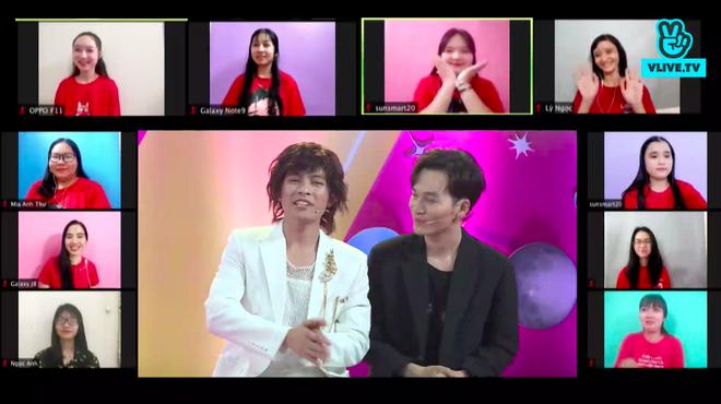 Vũ Cát Tường dẫn lối khán giả qua các hành tinh, Min suýt hoá nữ rocker, Thiều Bảo Trâm tiết lộ tung MV mới tại V Heartbeat tháng 11 - Ảnh 16.