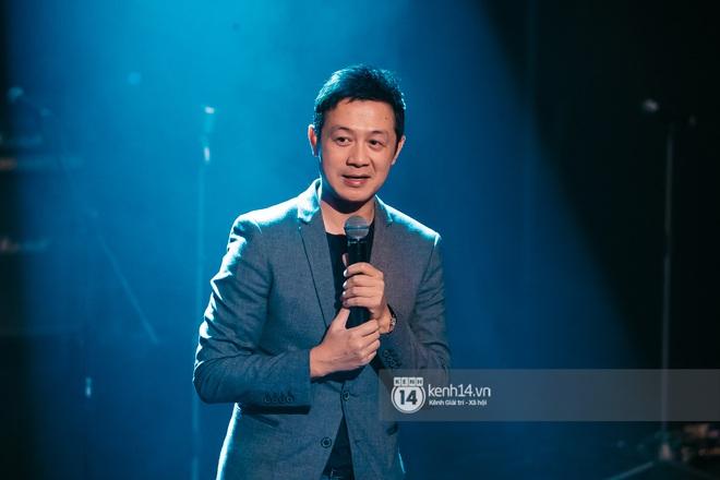 Phạm Anh Khoa thay thế cố nghệ sĩ Trần Lập làm minishow cùng nhóm Bức Tường, MC Lại Văn Sâm tiết lộ từng tham gia một ban nhạc - ảnh 1