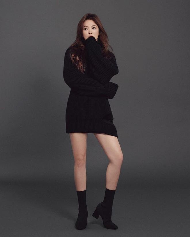 """4 bí quyết đơn giản giúp Song Hye Kyo giảm cân hiệu quả, cả """"hội lười biếng"""" cũng có thể làm được - ảnh 4"""