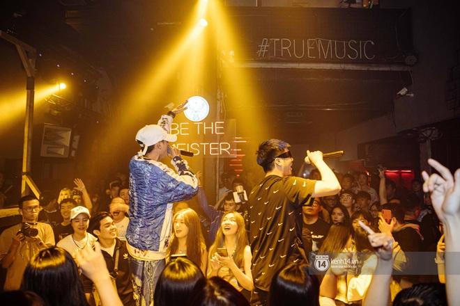 Nguyên gang OTD chơi lớn tặng iPhone 12 mừng sinh nhật Lăng LD, hai thí sinh Rap Việt bất ngờ đến góp vui - Ảnh 5.