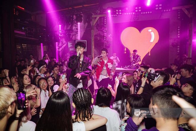 Nguyên gang OTD chơi lớn tặng iPhone 12 mừng sinh nhật Lăng LD, hai thí sinh Rap Việt bất ngờ đến góp vui - Ảnh 18.