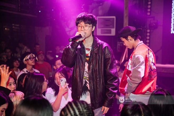 Nguyên gang OTD chơi lớn tặng iPhone 12 mừng sinh nhật Lăng LD, hai thí sinh Rap Việt bất ngờ đến góp vui - Ảnh 19.