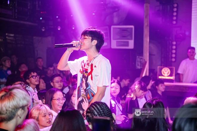 Nguyên gang OTD chơi lớn tặng iPhone 12 mừng sinh nhật Lăng LD, hai thí sinh Rap Việt bất ngờ đến góp vui - Ảnh 22.