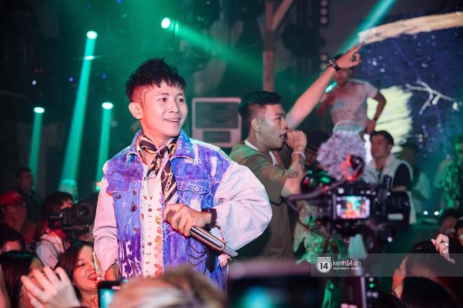 Nguyên gang OTD chơi lớn tặng iPhone 12 mừng sinh nhật Lăng LD, hai thí sinh Rap Việt bất ngờ đến góp vui - Ảnh 8.