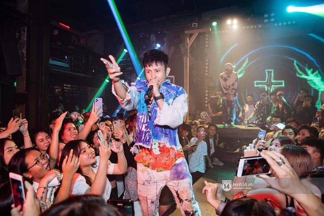 Nguyên gang OTD chơi lớn tặng iPhone 12 mừng sinh nhật Lăng LD, hai thí sinh Rap Việt bất ngờ đến góp vui - Ảnh 10.