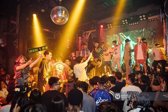 Nguyên gang OTD chơi lớn tặng iPhone 12 mừng sinh nhật Lăng LD, hai thí sinh Rap Việt bất ngờ đến góp vui - Ảnh 15.