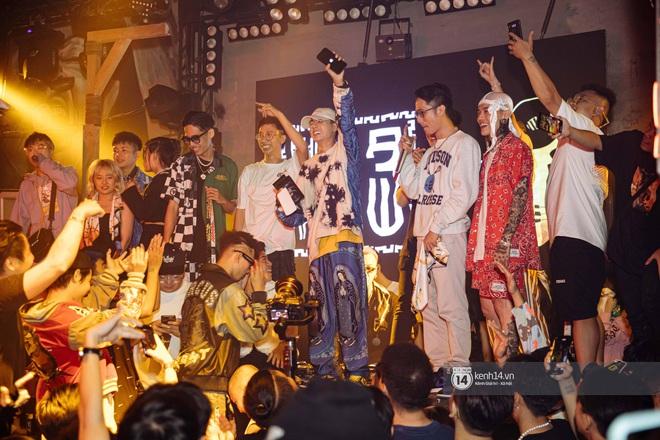 Nguyên gang OTD chơi lớn tặng iPhone 12 mừng sinh nhật Lăng LD, hai thí sinh Rap Việt bất ngờ đến góp vui - Ảnh 16.