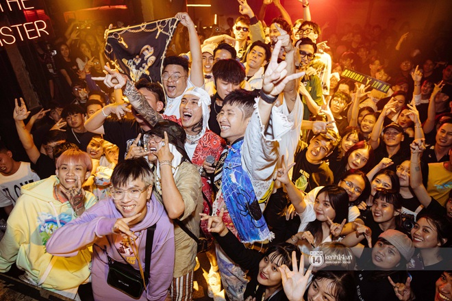 Nguyên gang OTD chơi lớn tặng iPhone 12 mừng sinh nhật Lăng LD, hai thí sinh Rap Việt bất ngờ đến góp vui - Ảnh 2.