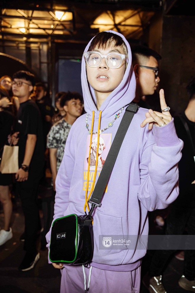 Nguyên gang OTD chơi lớn tặng iPhone 12 mừng sinh nhật Lăng LD, hai thí sinh Rap Việt bất ngờ đến góp vui - Ảnh 14.