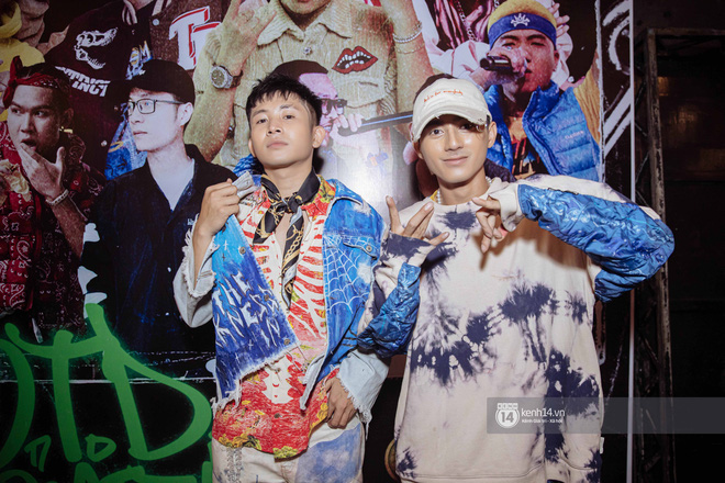 Nguyên gang OTD chơi lớn tặng iPhone 12 mừng sinh nhật Lăng LD, hai thí sinh Rap Việt bất ngờ đến góp vui - Ảnh 4.