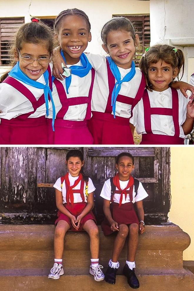 Nhìn qua đồng phục đến trường của học sinh ở các quốc gia trên thế giới, ẩn sau mỗi thiết kế đôi khi là những lý do riêng đặc biệt - ảnh 3