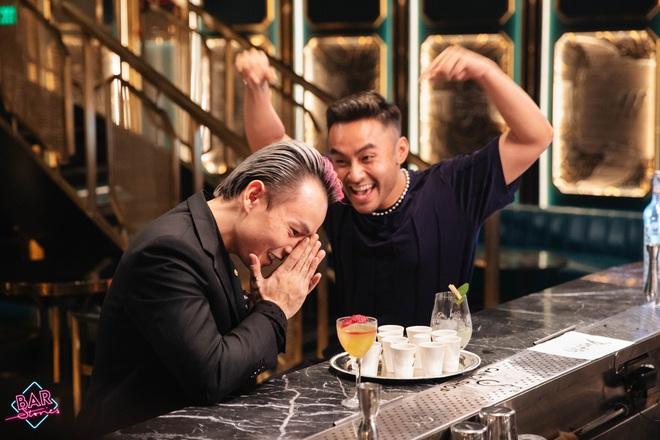 Bar Stories hé lộ khách mời Binz cùng loạt hình hậu trường cực điển trai - ảnh 7