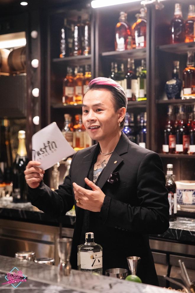Bar Stories hé lộ khách mời Binz cùng loạt hình hậu trường cực điển trai - ảnh 8