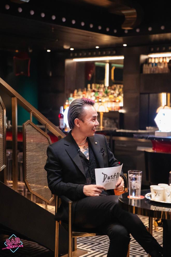 Bar Stories hé lộ khách mời Binz cùng loạt hình hậu trường cực điển trai - ảnh 9