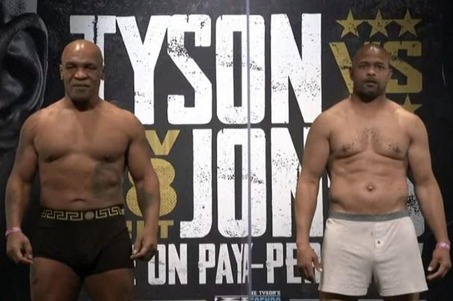 Ông lão 54 tuổi Mike Tyson xuất hiện thon gọn hơn cả thời trai trẻ, sẵn sàng cho trận đại chiến cùng Roy Jones - ảnh 2